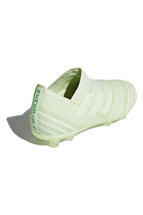 Youth Nemeziz 17+ Agility 360 Firm Ground Cleat - Aero Green/Aero Green/Hi-Res Green