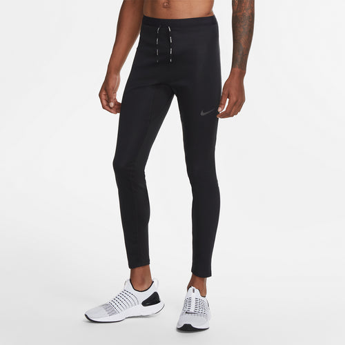 Men's Nike Shield Tech Shield Tight - Black