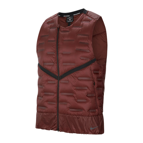 Men's Nike Aeroloft Vest - Mystic Dates/Reflect Black