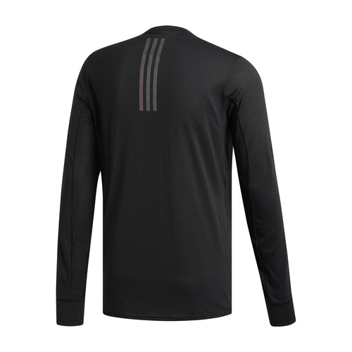 Men's Supernova Long Sleeve Tee - Black