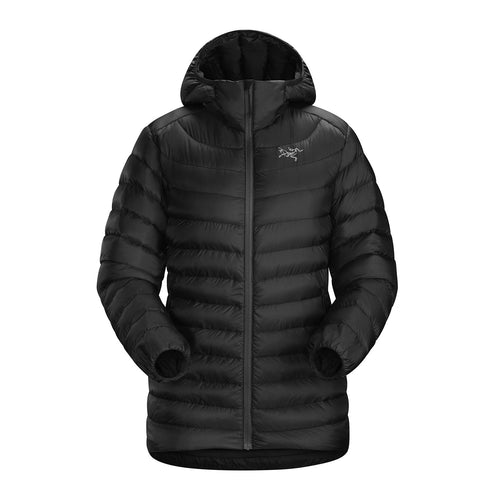 Women's Cerium Lightweight Hoody Jacket - Black