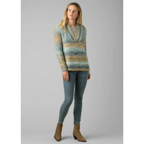 Women's Claus Sweater - Frost