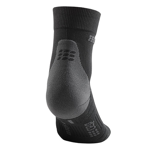 Men's Short Socks 3.0 - Black/Dark Grey