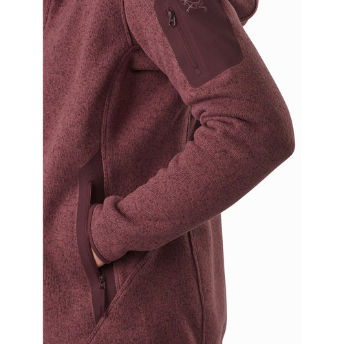 Women's Covert Hoody Jacket - Exosphere Heather