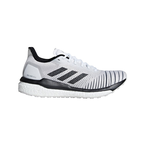 Women's Solar Drive Running Shoe - Cloud White/Core Black/Grey