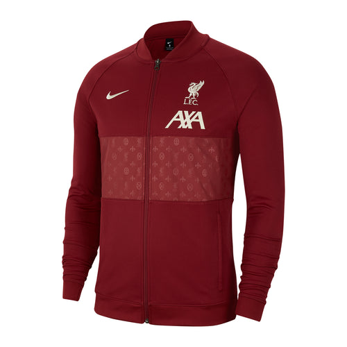 Liverpool FC DF I96 Anthem Jacket- Team Red/Fossil