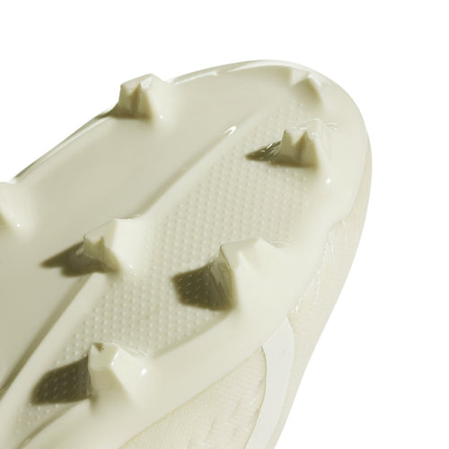 JR X 18.1 Firm Ground Cleat - Off White/Core Black