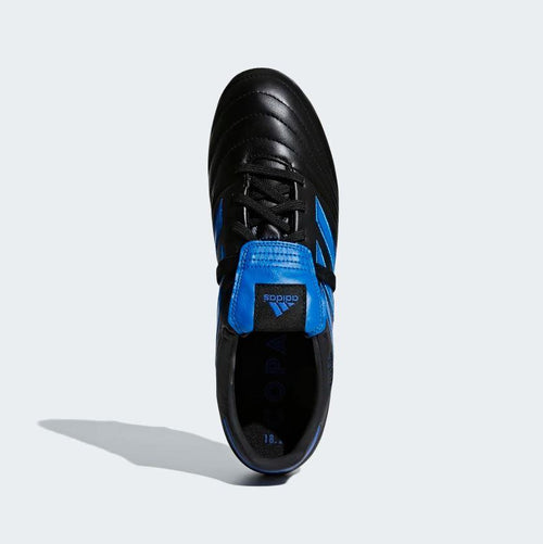 Men's Copa Gloro 17.2 Firm Ground Cleat - Black/Football Blue/Football Blue