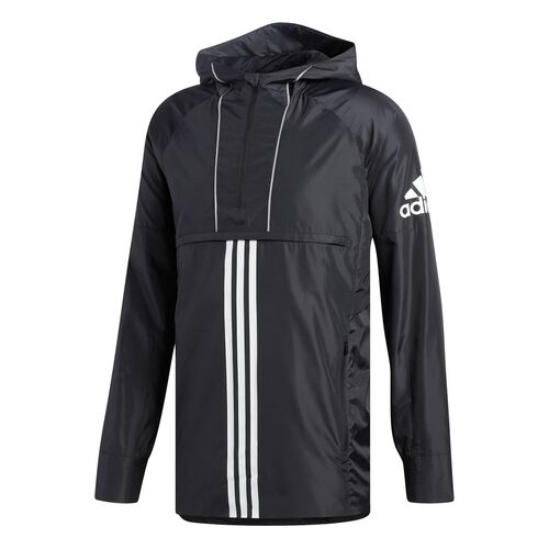 Men's Athletics ID Woven Anorak Jacket - Black