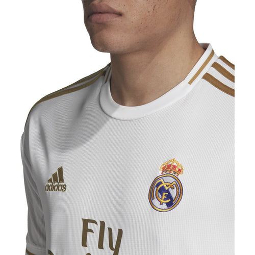 Real Madrid 2019/20 Home Jersey - White