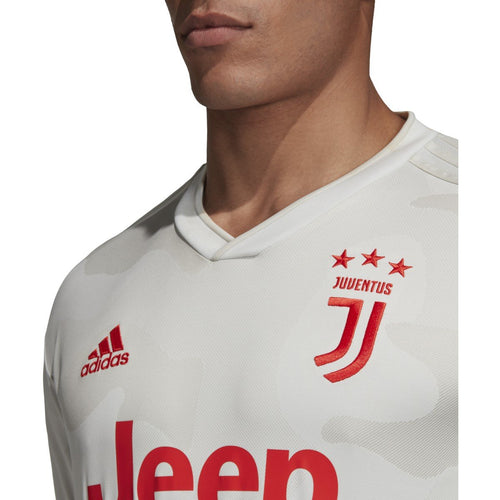 Juventus 2019/20 Away Jersey - Core White/Raw White