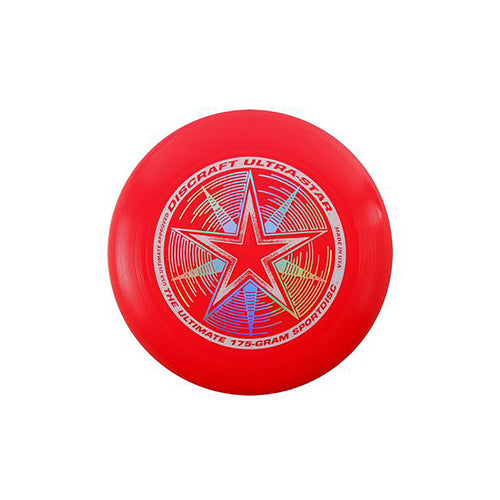 Ultra Star Frisbee - Red