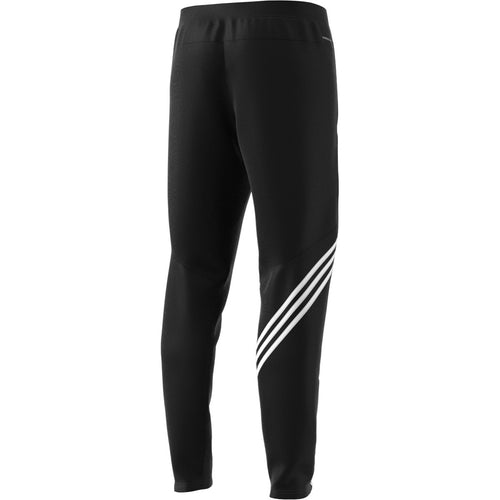 Men's Run It Astro Pant 3 Stripe - Black/White