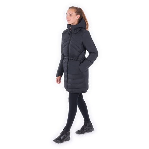 Women's Edele V Jacket - Black