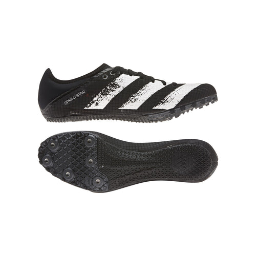 Men's Sprintstar Track Spikes - Black/White