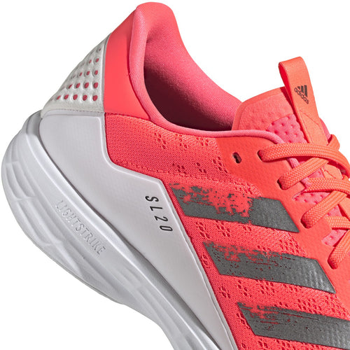 Men's SL20 Running Shoe - Signal Pink/Core Black/Footwear White