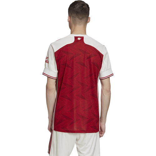Arsenal FC 2020/21 Home Jersey - Active Maroon/White