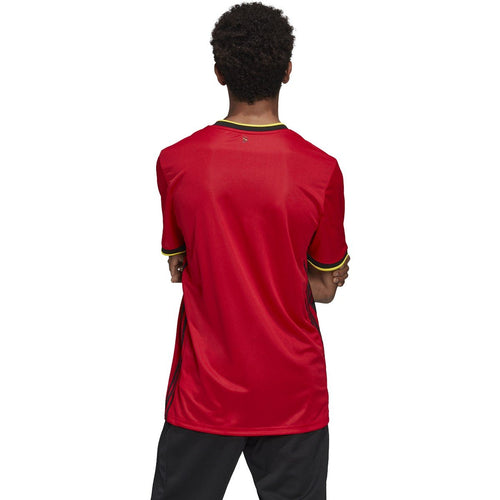 Belgium 2020/21 Home Jersey - Collegiate Red