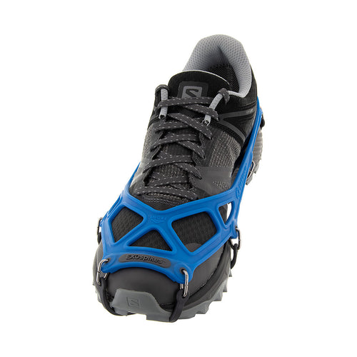 EXOspikes Footwear Traction - Blue