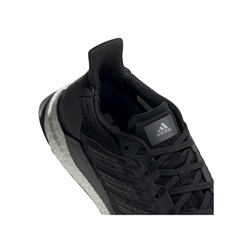 Women's Solar Boost 19 Running Shoe - Black/Carbon/Grey