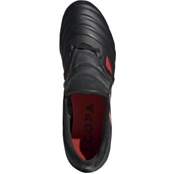 Men's Copa Gloro 19.2 Firm Ground Cleats - Core Black/Hi-Res Red/Silver Metallic