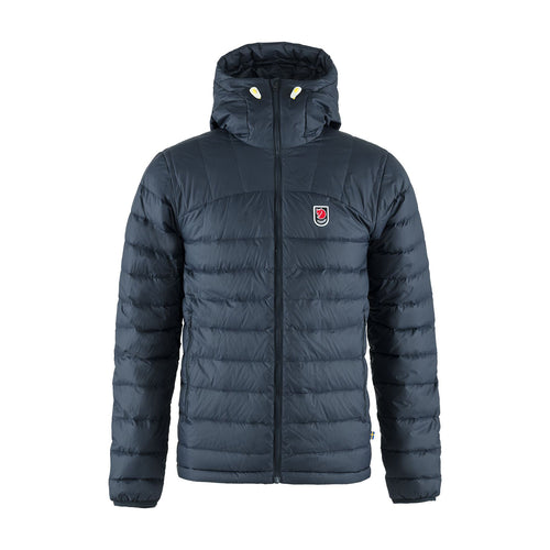 Men's Expedition Pack Down Hoodie - Navy
