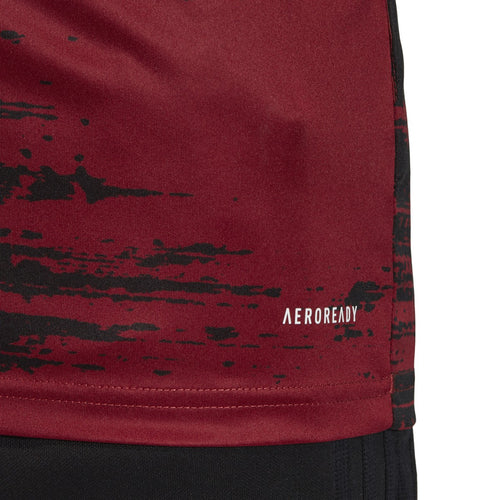 Arsenal 2020/21 Preshi Jersey - Noble Maroon/Black