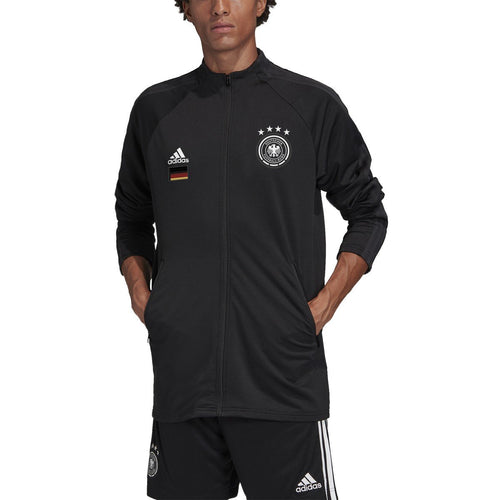 Men's Germany Anthem Jacket - Black