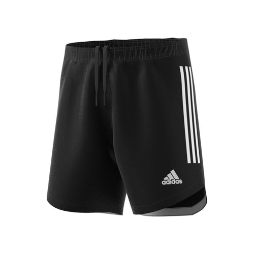 Men's Condivo 20 Soccer Shorts - Black / White