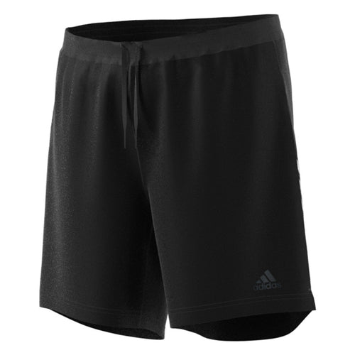 "Men's Run It 7"" Short - Black/White"