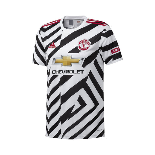 Manchester United 2020/21 3rd Jersey - White/Black