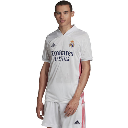 Real Madrid 2020/21 Home Jersey - White