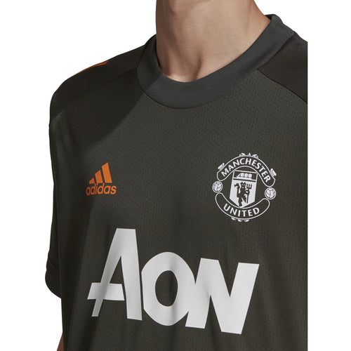 Manchester United 2020/21 Training Jersey - Legend Earth