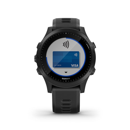 Forerunner® 945 GPS Premium Running Watch with Music - Black