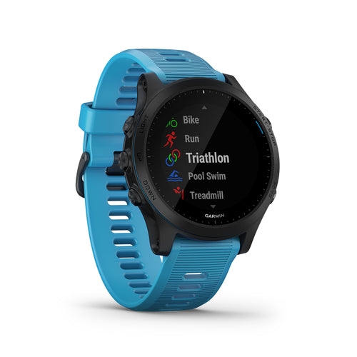 Forerunner® 945 GPS Premium Running Watch with Music - Bundle