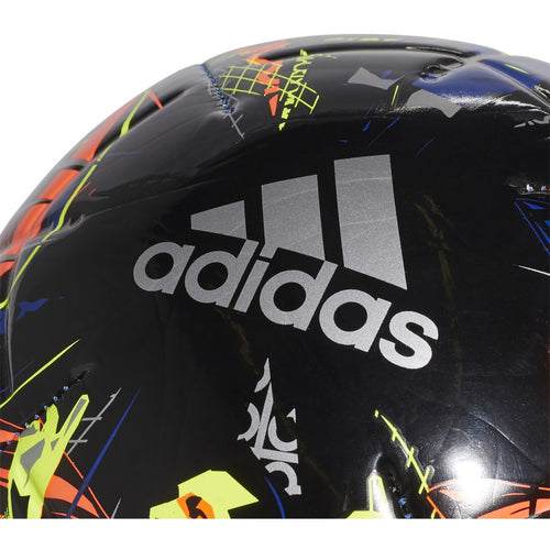 Messi Club Ball - Team Royal Blue / Black / Solar Yellow / Solar Red
