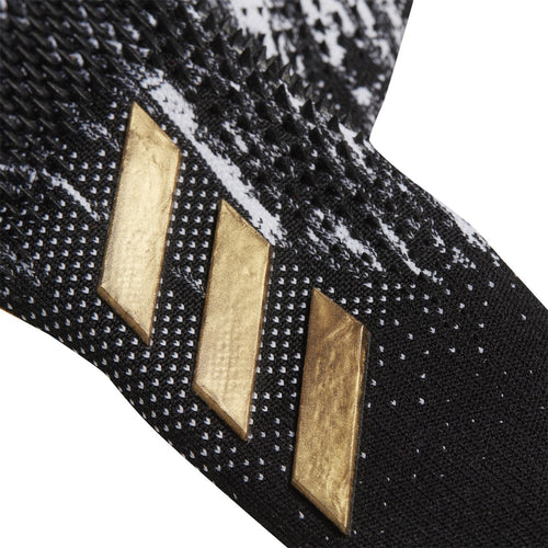 Predator 20 GL Pro Unisex Gloves - Black/White/Gold Metallic