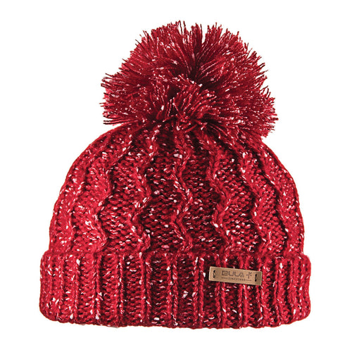 Women's Alps Beanie - Red