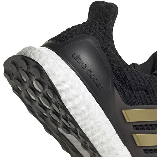 Men's Ultraboost DNA Running Shoe - Black/Gold