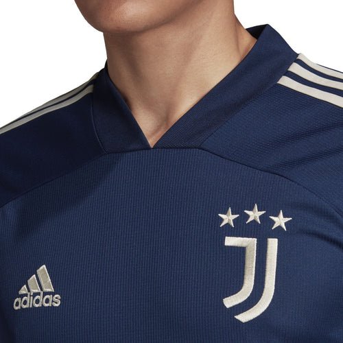 Juventus 2020/21 Away Jersey - Night Indigo/Alumina