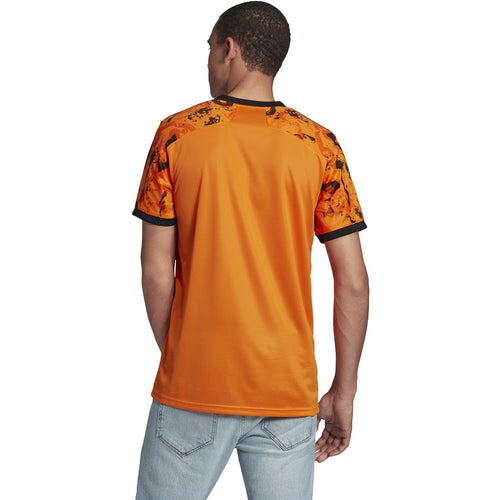 Juventus 2020/21 3rd Jersey - Bahai Orange