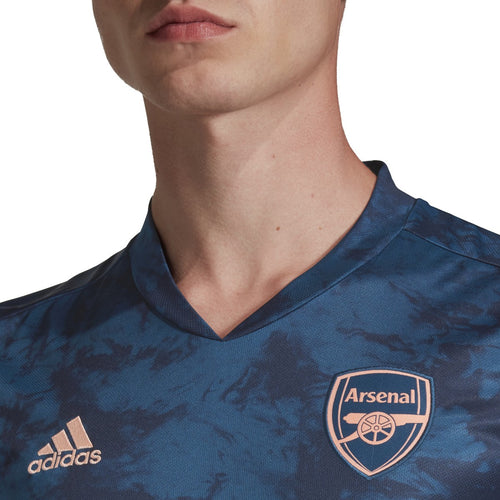 Arsenal 2020/21 3rd Jersey - Legend Marine/Light Flash Orange