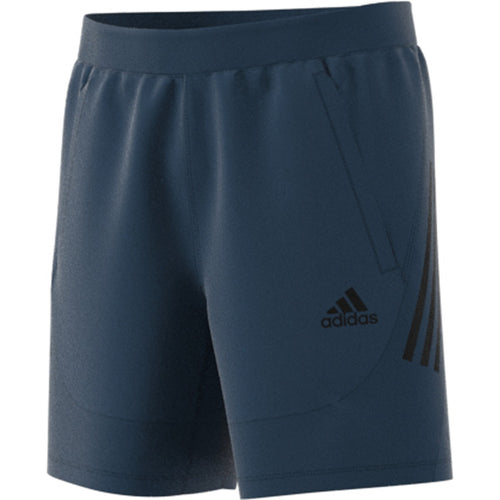 Men's Aero 3S Short Primeblue - Crew Navy