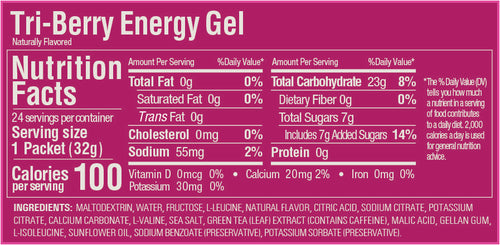 Gu Energy Gel - Tri-Berry