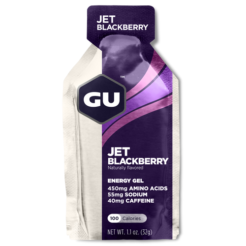 Gu Energy Gel - Jet Blackberry