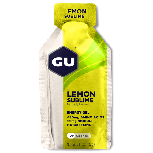 Lemon Sublime Energy Gel