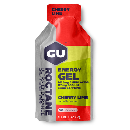Gu Roctane Energy Gel - Cherry Lime