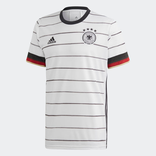 Germany Home Jersey - White/Black