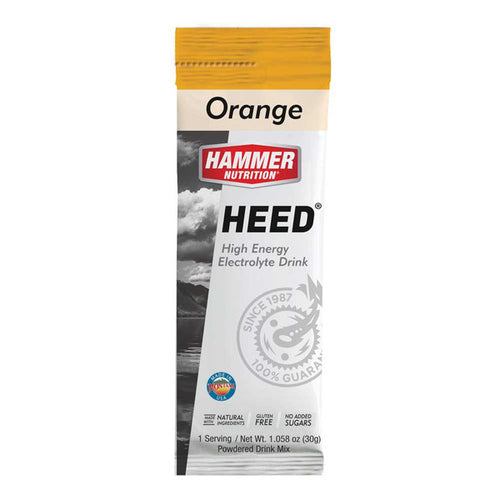 Mandarin-Orange HEED Sports Drink Single Serving Packet