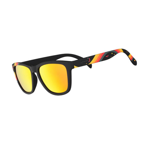 Pumpkin Spice Nightmare Sunglasses